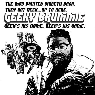 Geeky Brummie With Ryan Parish (16/07/2016)