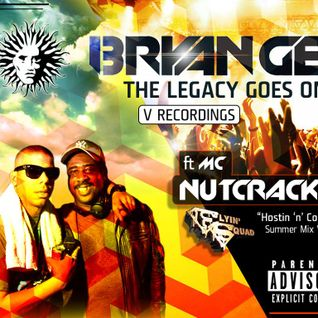 THE LEGACY GOES ON - feat BRYAN GEE & NUTCRACKA MC - VOL 1