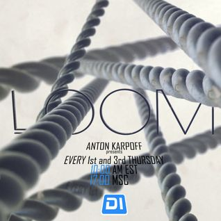 Anton Karpoff presents LOOM - 010 YearMix 2015