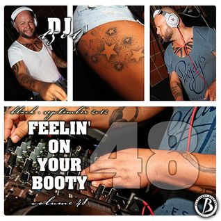 DJ OKI - FEELIN ON YOUR BOOTY VOLUME 48 - SEPTEMBER 2012 - R&B - HIPHOP - DANCEHALL - MIXTAPE