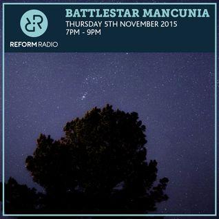 Battlestar Mancunia 5th November 2015 with G Kut & Danny Drive Thru