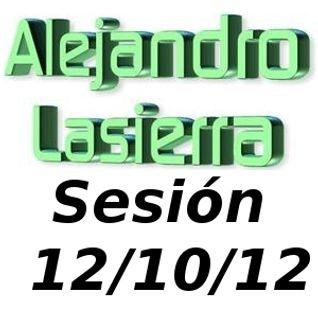 Alejandro Lasierra / sesion_12_10_12
