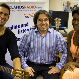 Under The Radar Live Sessions on Brooklands Radio with D'lys 6 October 2013