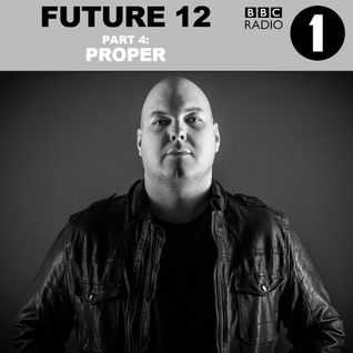 Alan Fitzpatrick - BBC Radio 1 Future 12 Guestmix Part 4 - Proper :: July 2015