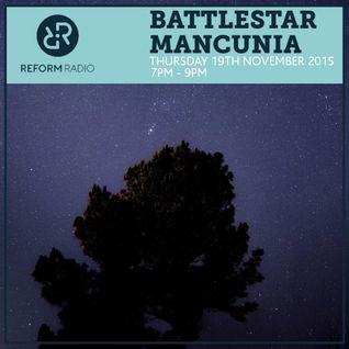 Battlestar Mancuina 19th November 2015