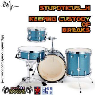 Keeping Custody Of Breaks