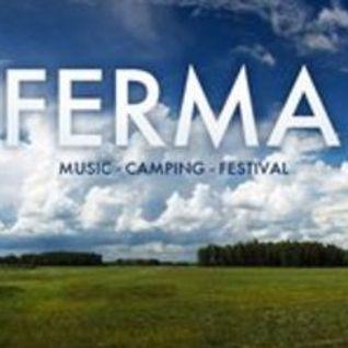 Mixmaster Morris @ Ferma Festival, Tarusa Russia 2011 pt.1