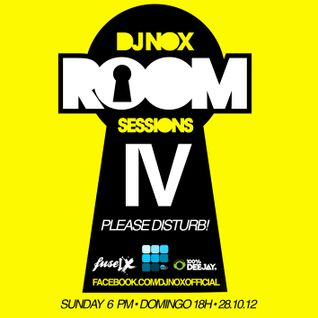 DJ Nox - ROOM Sessions 004 28.10.12