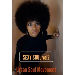 Sexy Soul Vol2 - by UrbanSoulMovement