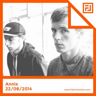 Annix - FABRICLIVE x Playaz Mix (August 2014)