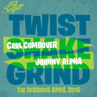 The Heavy Sugar sessions - Carl Combover & Johnny Alpha, Apr '16