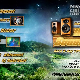 #United #Sounds #Hard #Bday 3.0 de Bcno Is The Point y Sounds Acids 10/2014