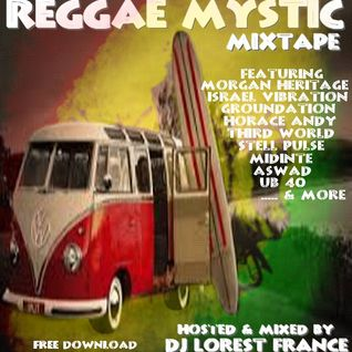 "BRAND NEW**2013 REGGAE MYSTIC MIXTAPE ""PART ONE"""