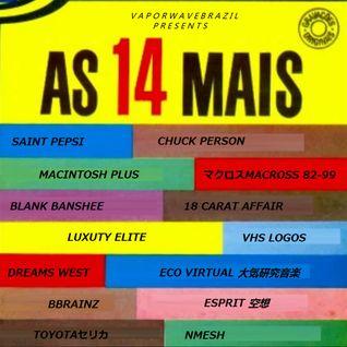 Vaporwave Brazil Presents - As 14 Mais - Vol 1