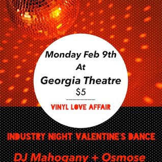 Osmose LIVE at Georgia Theatre for Vinyl Love Affair