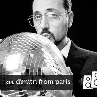 Soundwall Podcast #214: Dimitri From Paris