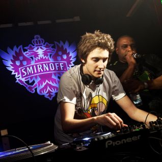 Toddla T DJ Set @ Smirnoff Nightlife Exchange Project