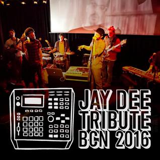 BCN JDilla Tribute 2016 - Black Cardelli Live Concert