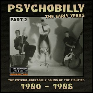 Psychobilly: Early Years # 2