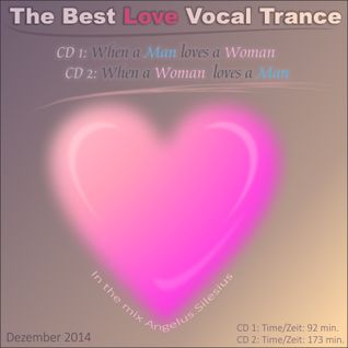 Best Love Vocal Trance CD 2 - When a Woman loves a Man