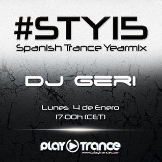 DJ Geri @ Spanish Trance YearMix 2015