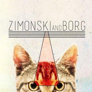 Zimone & BorG @ Incognito Varna part 2 - Underground Therapy 027 January 2014