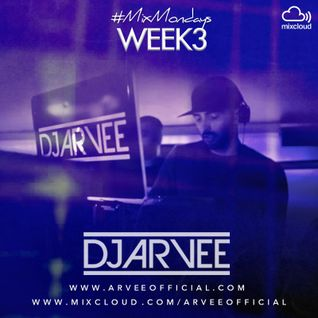 #MixMondays 20/1/14 (WEEK3) *HOUSE* @DJARVEE