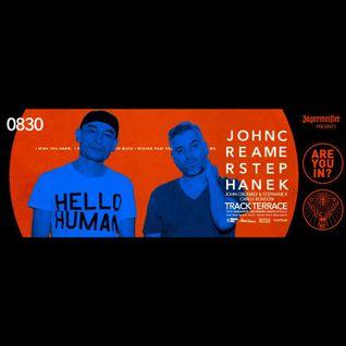 John Creamer & Stephane K - Live at Track Terrace, Budapest, Hungary (30-08-2014)