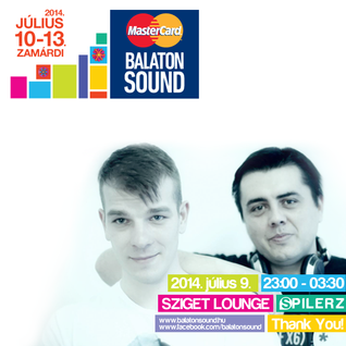 Spilerz - Live @ Balaton Sound 2014 - Day 0.