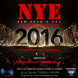 DJ4TB NYE COUNTDOWN TO 2016