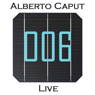 006 Alberto Caput - Live July 24 2012