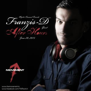 Franzis-D Guest After Hours @ The Movement Radio - Jun 20, 2015