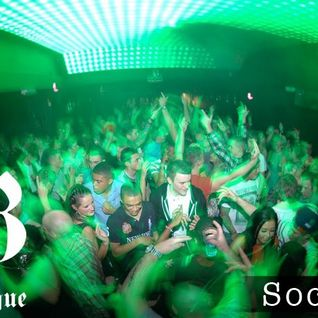 Social Bar Ryan B2B Jack 19/11/11