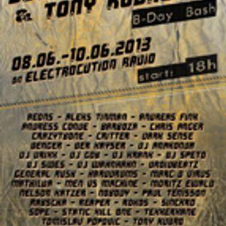 Nelson Katzer - Crazy TBone & Tony Kudro BDay Bash 2013 @ Electrocution
