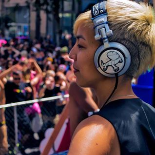 DJ DENISE - Live on the Tantra Stage at San Francisco Pride 2015