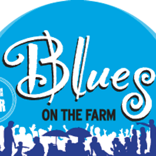 Hazel live and about at blues on the farm festival