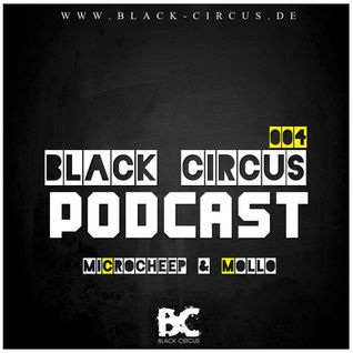 BLACK CIRCUS PODCAST 004 - MICROCHEEP & MOLLO
