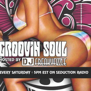 Groovin' Soul Radio Show (Seduction Radio UK) 02.11.2012
