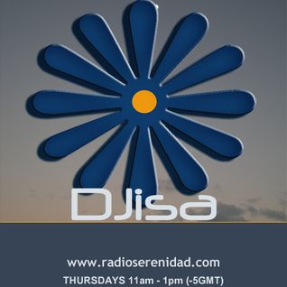 DJ Isa -En AZul - @radioserenidad - Chillout & Fantasias