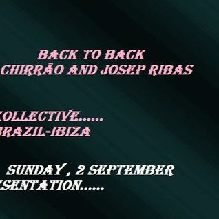 Back to Back Chirrão and Josep Ribas ( BRAZIL-IBIZA) V. 02