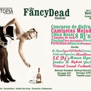 Live DJ Set #TheFancyDeadFestival - 03/Nov/2012
