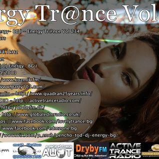 Pencho Tod ( DJ Energy- BG ) - Energy Trance Vol 234