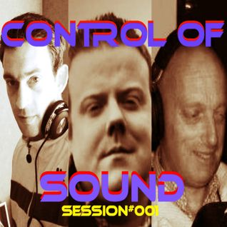 Control Of Sound 001 - David Noble's Mix