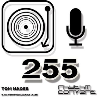 Techno Music | Tom Hades in the Rhythm Convert(ed) Podcast 255 (RC Showcase - Magdalena | Berlin))