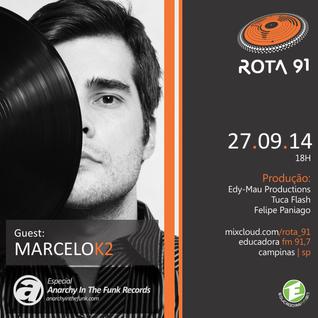 Rota 91 - 27/09/14 - Educadora FM