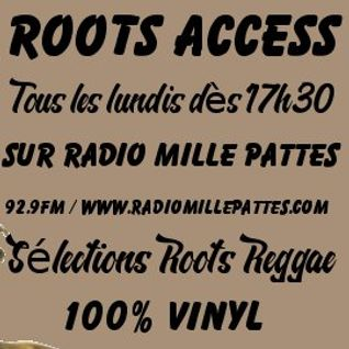 Roots Access  - 2016-05-23