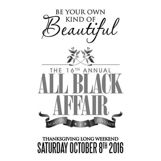 All Black Affair 2016 Mix [October 8, 2016]