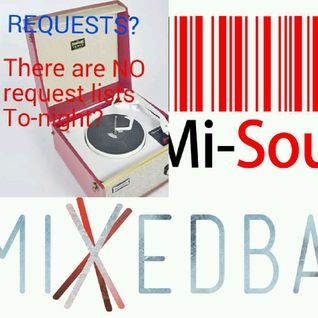Marcia's MiXedBag eXtra cover for Martin Lodge 31/08/15 on Misoul radio