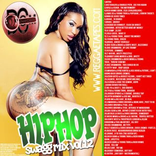 DJ DOTCOM_HIPHOP SWAGG_MIX_VOL.12 [JUNE - 2015 - CLEAN VERSION]