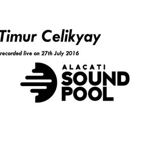 Timur Celikyay live at Soundpool